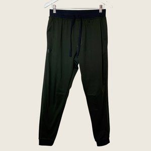 Under Armour Elastic Waist Tapered Leg Tricot Pants